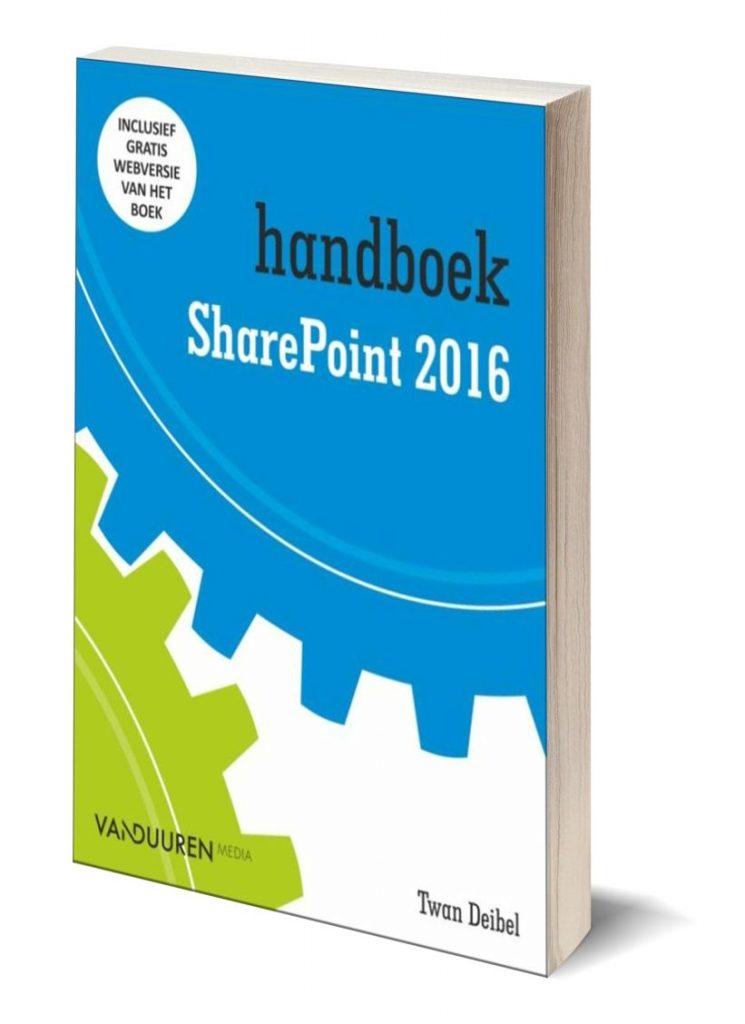 boek 2016 3D 2 745x1024 - SharePoint: bejubeld en verguisd!